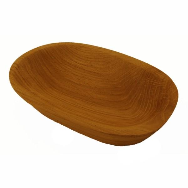 Holzschale Eichenholz