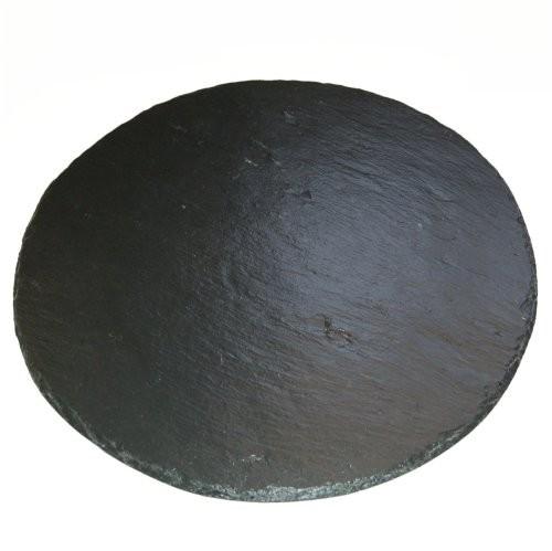 Drehplatte aus Echtschiefer