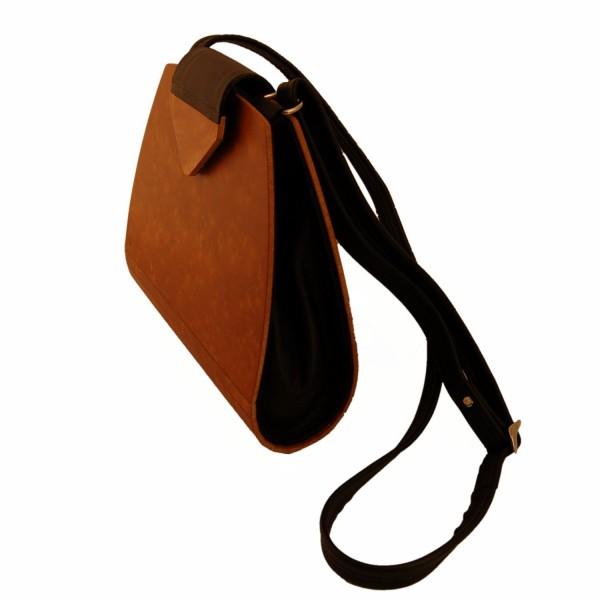 Handtasche aus Holz, made by Holz-Fichtner