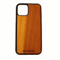 Holzcase IPhone 11 Apfelholz