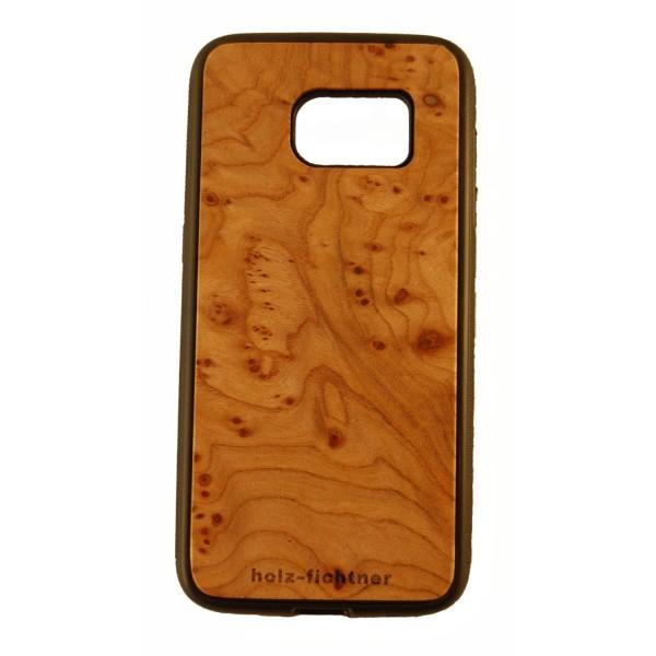 Holzcover Samsung Galaxy S7 Rüster