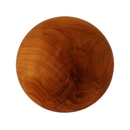 Holzkugel Kirschbaum 16cm