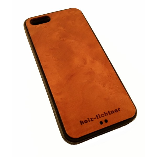 Holzcover für IPhone 5, Ahornmaserholz