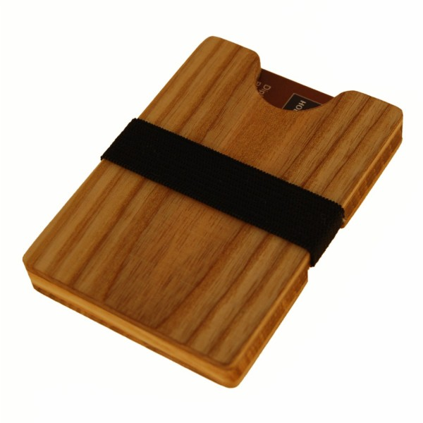 Miniwallet ashwood for cards