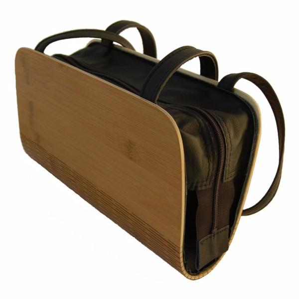 Damenhandtasche aus Bambus
