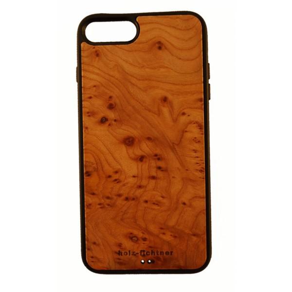 Holzcase IPhone7+ Ulmenholz
