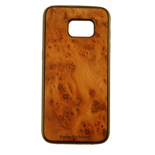 Holzcover Samsung Galaxy S7Edge Rüster