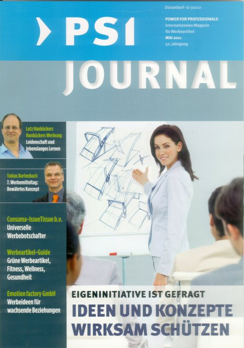 PSI Journal 2011