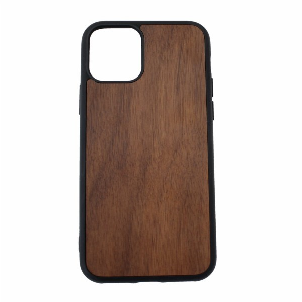 Walnut wood case for Iphone 11Pro