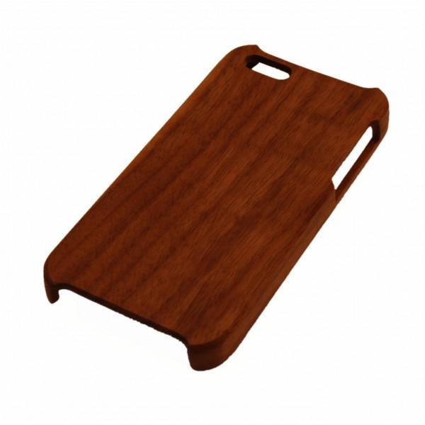 Holzcase iPhone 5 Nussbaum