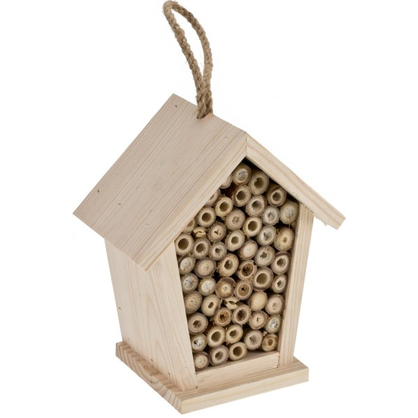 Bienenhaus Fichte Bambus