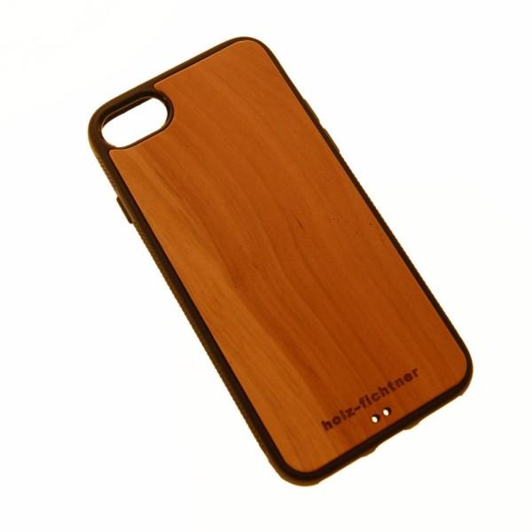 Holzcase IPhone7 Apfelholz
