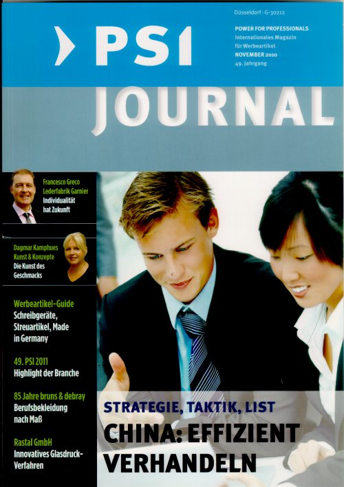 PSI Journal 2010