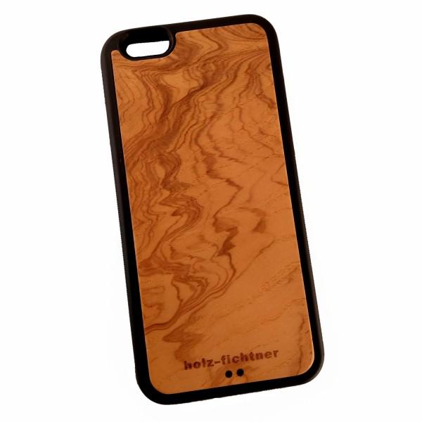 Holzcover für IPhone 6, Eschemaserholz