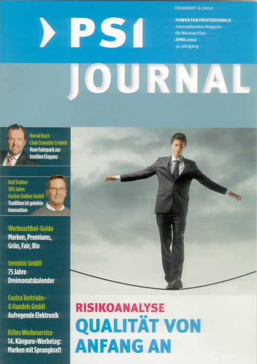 PSI Journal 2012