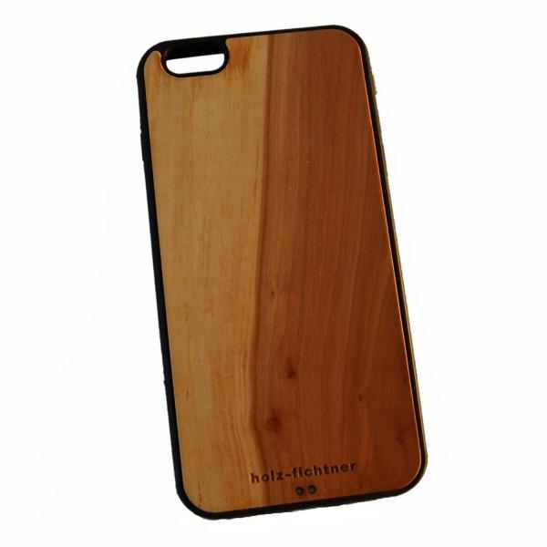 Holzcover für IPhone 6+, Apfelholz