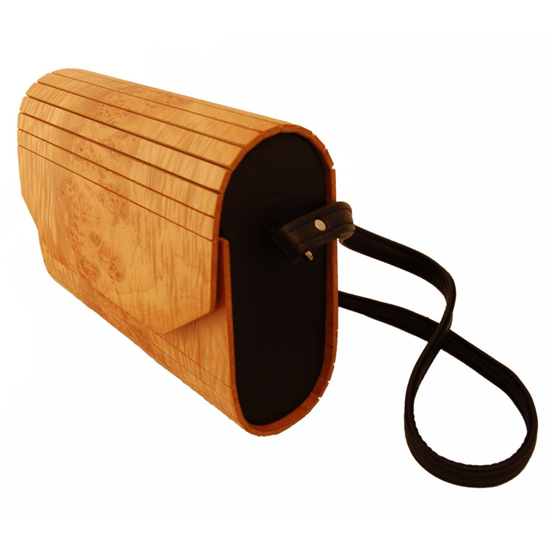 Holz Fichtner exclusive handtasche aus holz heller ahorn holz fichtner aktenkoffer handtaschen und mehr