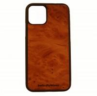 Holzcase IPhone11 Rüstermaserholz