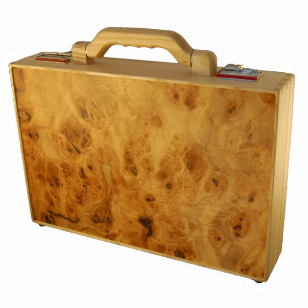 Porte-documents en bois
