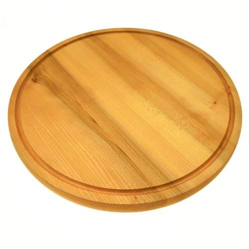 Holzshneidbrett aus Ulmenholz