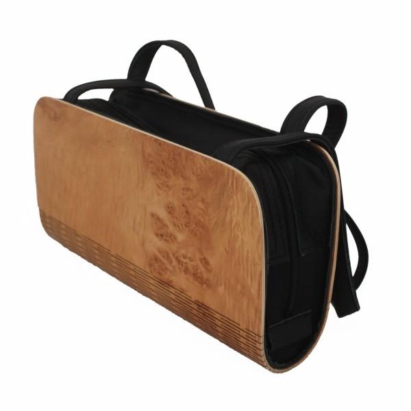 Borsa Holz-Fichtner in legno d'acero