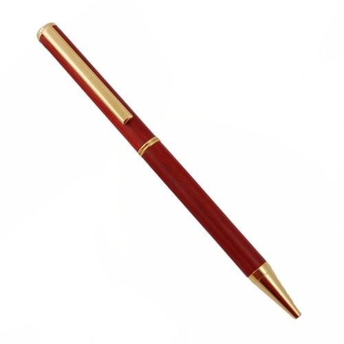 Holzkugelschreiber Padoukholz