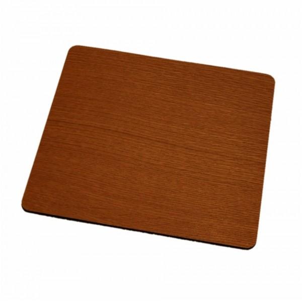 sustainable wood mouse pad oak