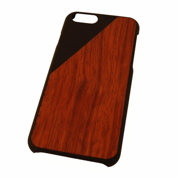 Holzcover IPhone6 Padoukholz