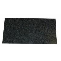 Granitplatte dunkel 52,5x26,5cm