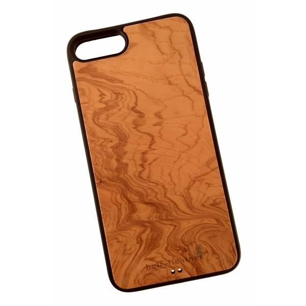 Holzcase IPhone7+ Eschenholz