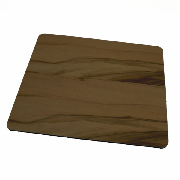sustainable wooden mouse pad satin-walnut