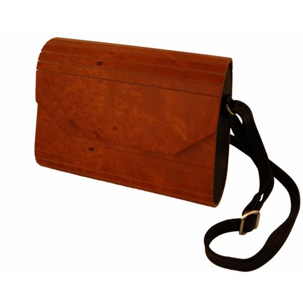 Holzhandtasche, Vavonaholz