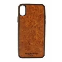 Holzschutzhülle IPhoneX Ahornholz