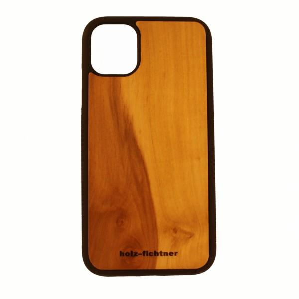 Holzcase IPhone 11Pro Apfelholz