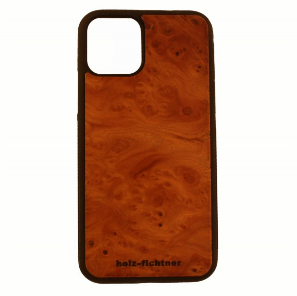 Wooden case IPhone11 Elm wood