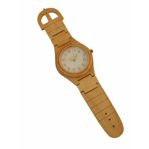 Wanduhr Holz, Armbanduhr Design