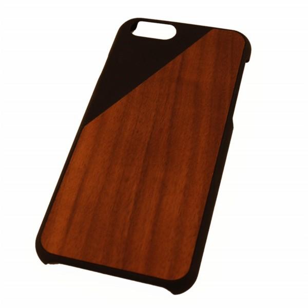 Holzcase IPhone6 Nussbaum