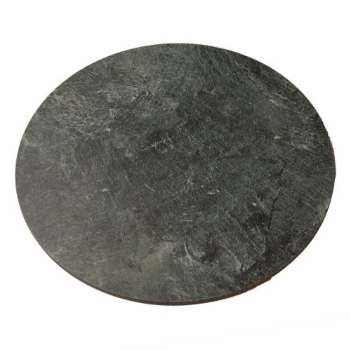 30cm swivel plate made of artificial slate