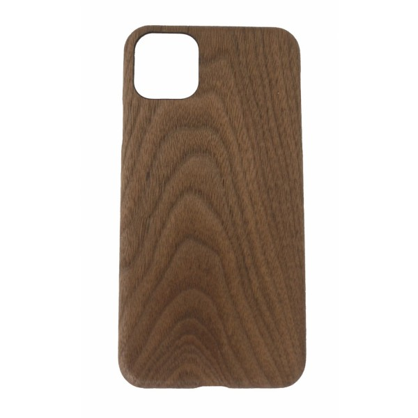 extra thin and featherlight walnut case for Iphone11ProMax