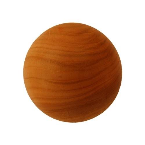 Holzkugel Kirschbaum 12cm
