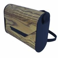 Holzhandtasche, Essigbaum