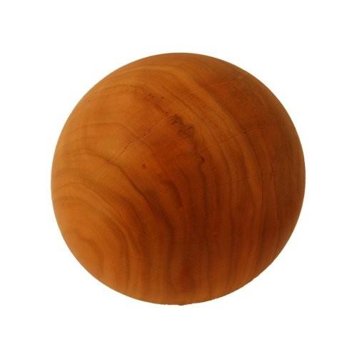 Holzkugel Kirschbaum 14cm