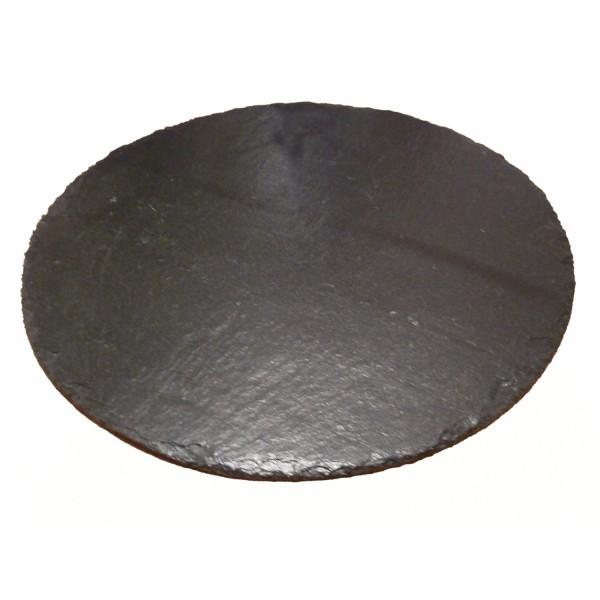 Schieferplatte rund 35cm