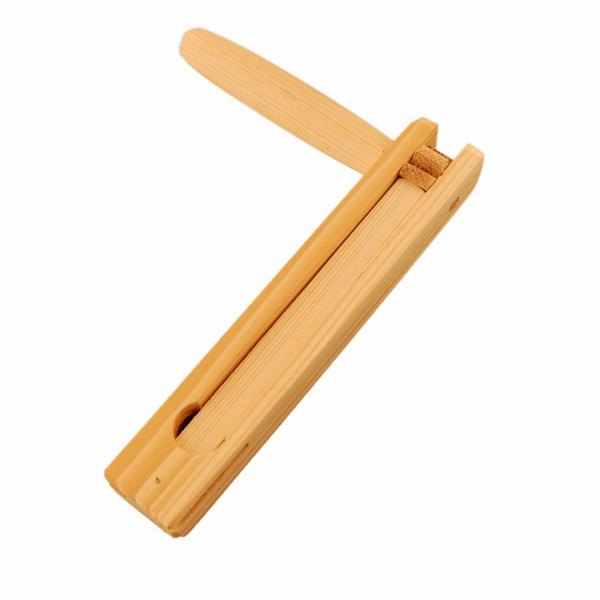 Holzratsche Fichtenholz