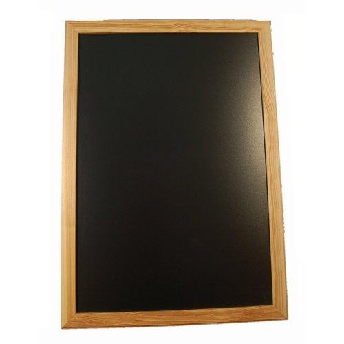 beschriftbare kreidetafel 98x70cm holz fichtner. Black Bedroom Furniture Sets. Home Design Ideas