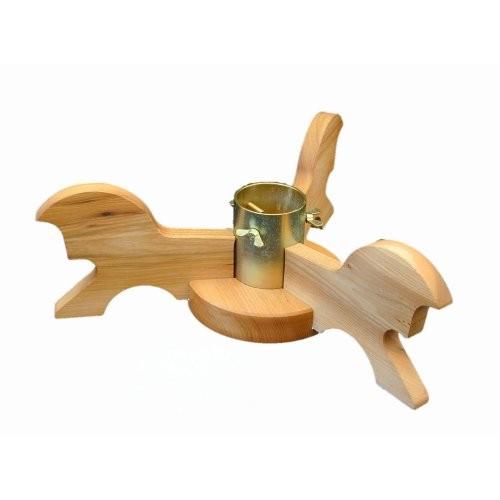 Christbaumständer Holz