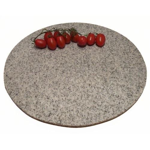 Granitplatte rund 30cm