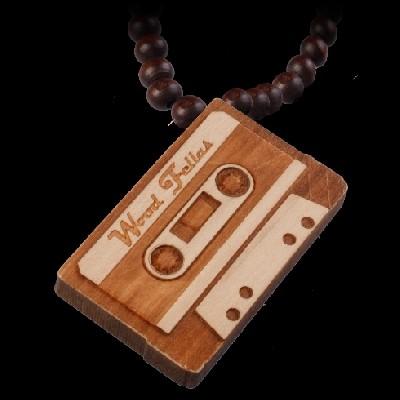 Holzkette Tape