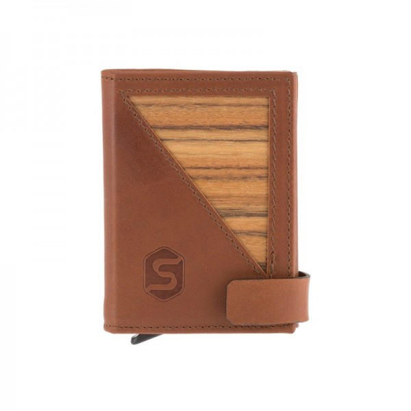 Mini portefeuille avec protection RFID