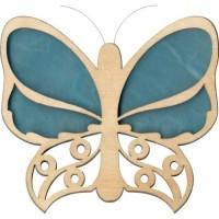Anstecker Schmetterlingform